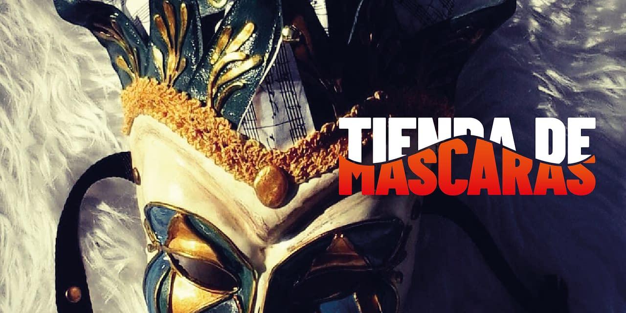 Tienda de máscaras | logotipo