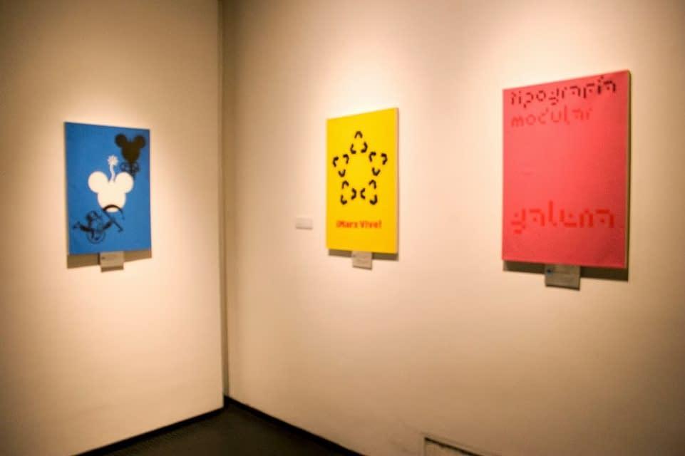 Stencil Argentina, se expone en la Fundación Klemm (Obra Seleccionada por la Academia Nacional de Bellas Artes)