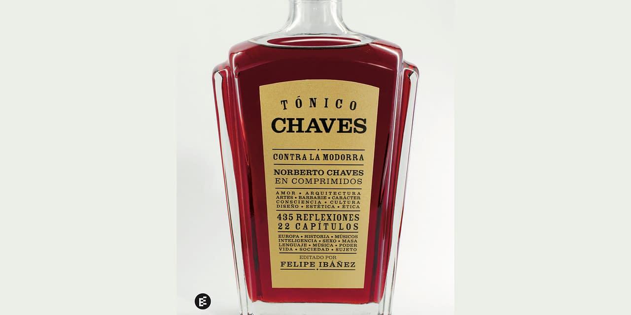TÓNICO CHAVES (BOOKTRAILER)