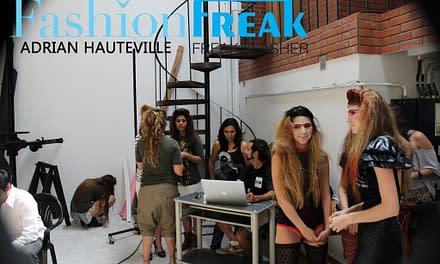 Making of | FREAK FLASH STUDIO | 8/12/2011 | Por Adrian Hauteville