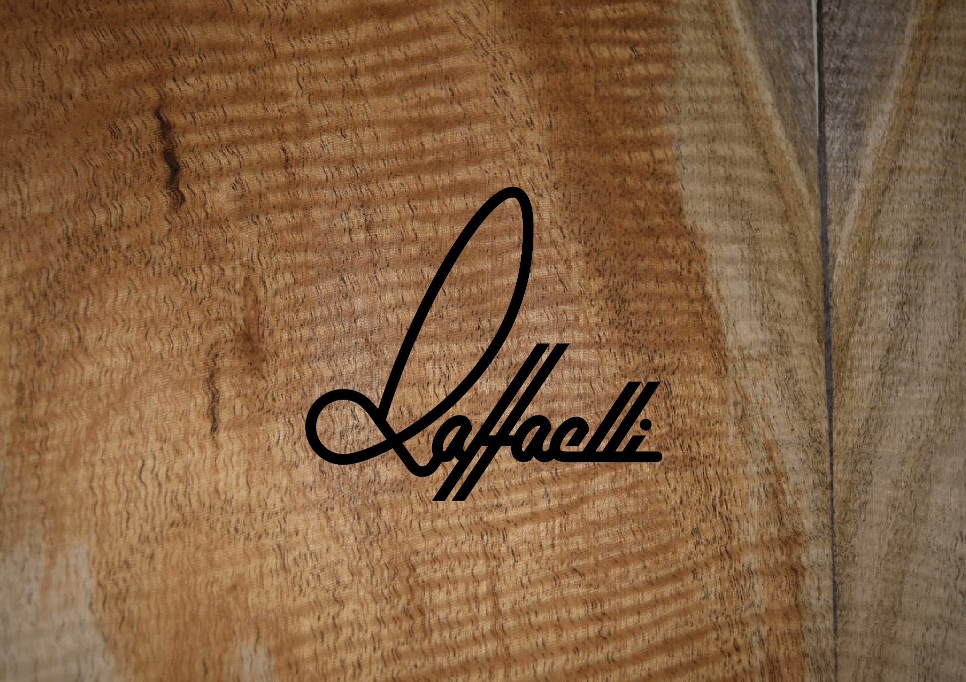 Logotipo de Raffaelli Guitarras